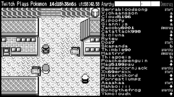 Twitch Has Been Playing Pokémon For Over TwoWeeks