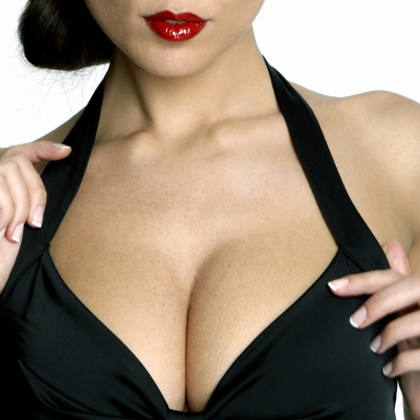 Yes, I'm Looking At Your Breasts … I Can't Help It, I'm A Man