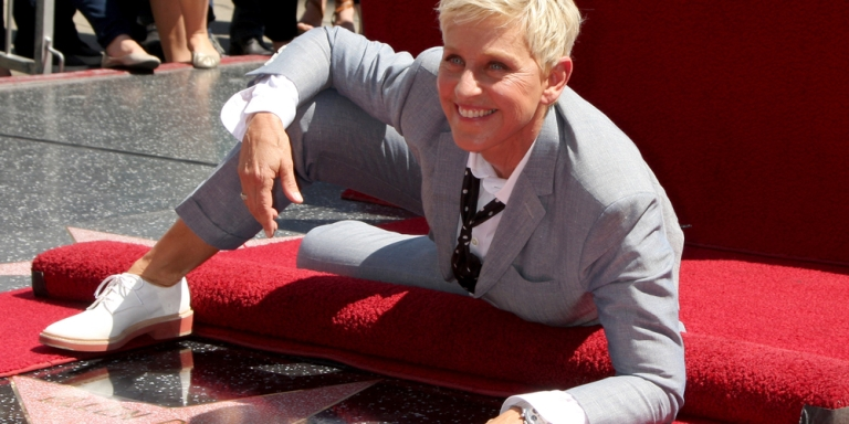 20 Things You Didn't Know About EllenDeGeneres