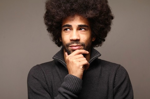 5 Perks Of Having A Boyfriend With AnAfro