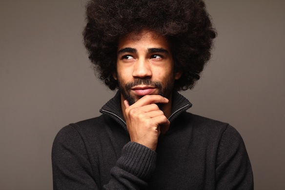 5 Perks Of Having A Boyfriend With An Afro