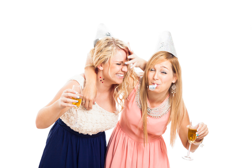 10 Types Of Drunks Your Girlfriends Become On A NightOut