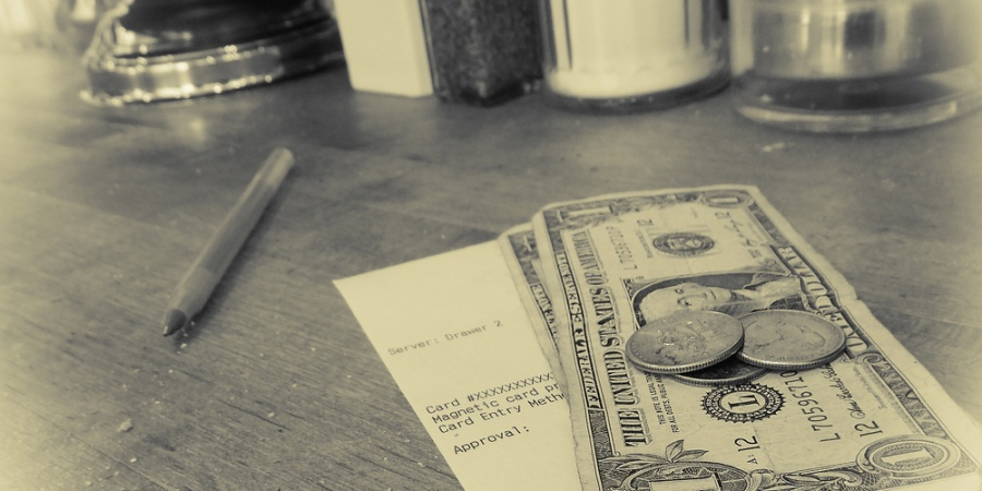 Tipping 20 Percent Is Ridiculous, And If You Want More, Get A Real Job