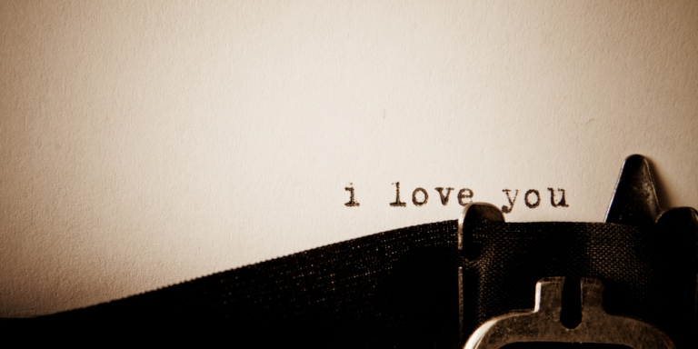 If You Love Someone, Don't Write AboutThem
