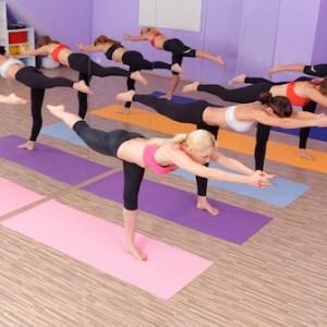 An Inner Monologue At A Hot Yoga Class