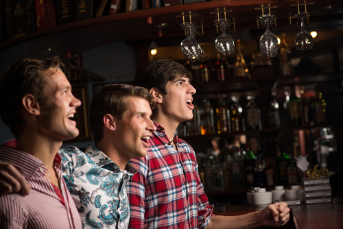 10 Types Of Drunks Your Guy Friends Become On A Night Out