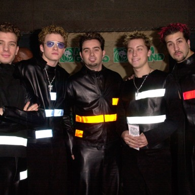 The 15 Greatest N'Sync Songs Of All Time