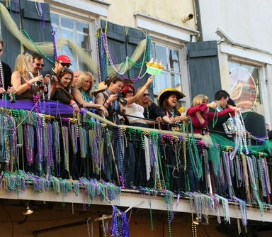 10 Reasons Why Jaded New Yorkers Need Go To Mardi Gras