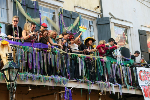 10 Reasons Why Jaded New Yorkers Need Go To MardiGras