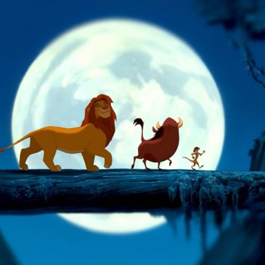 12 Things You Should Always Remember, As Told By Quotes From 'The Lion King'
