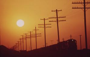 A Short Short Story — The Train