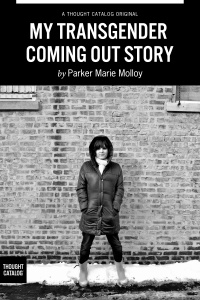 My Transgender Coming OutStory