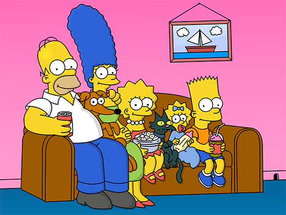 Baby Names I Want to Use From TheSimpsons