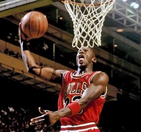 Here's Michael Jordan Hitting A Sh*t Ton Of Jumpers