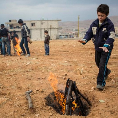 Syria, Lost Amidst European Crisis
