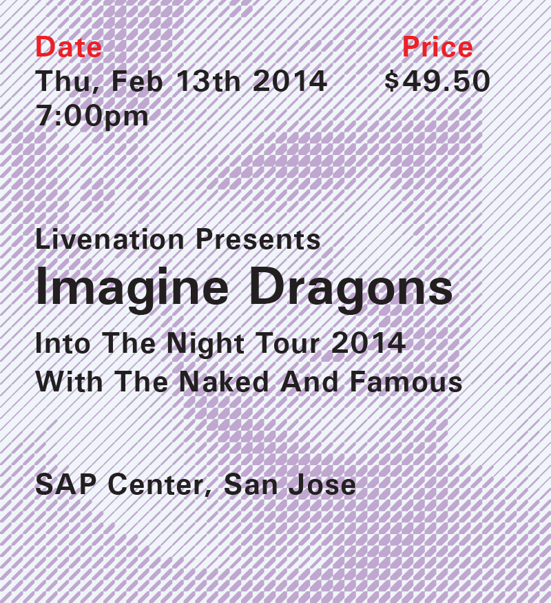 Background image is Dan Reynolds of Imagine Dragons.