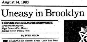 1972 November NYTBR Ivan Gold