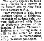 1972 october nyt student apathy