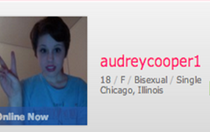 Being Audrey Cooper: How I Made Boys Cry On OKCupid
