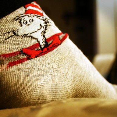 5 Things We All Need To Start Doing ASAP (Like Throwing Out Old Socks)