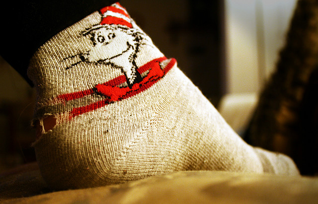 5 Things We All Need To Start Doing ASAP (Like Throwing Out OldSocks)