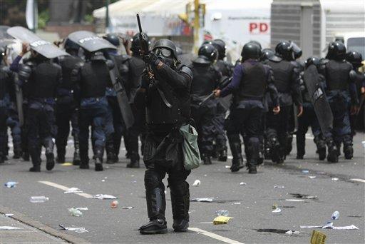 Venezuela Labor Day