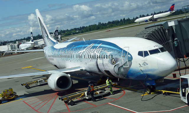 An Open Letter To The Passengers And Crew Of Alaskan Airlines Flight494