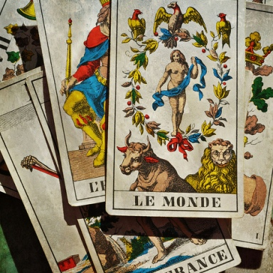 What We Talk About When We Talk About Tarot