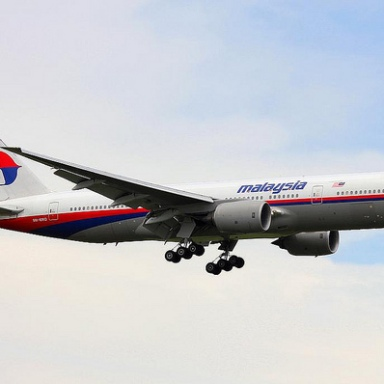 5 Creepy Theories About What Happened To The Missing Malaysian Flight