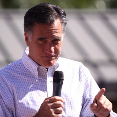 Mitt Romney: The World's Going To Shit And It's Obama's 'Analysis Paralysis' That's Caused It