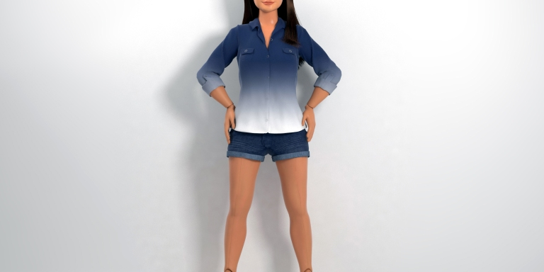 Someone Finally Made An Average-Size Barbie Doll: Here ItIs