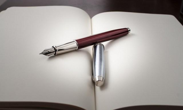 I Write Because I Love, And My Love IsWriting