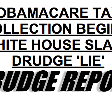 Matt Drudge Is Right About His Taxes, And No One In The Media Understands