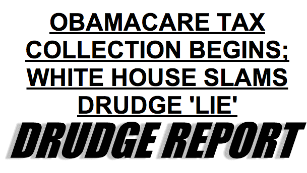 Matt Drudge Is Right About His Taxes, And No One In The MediaUnderstands