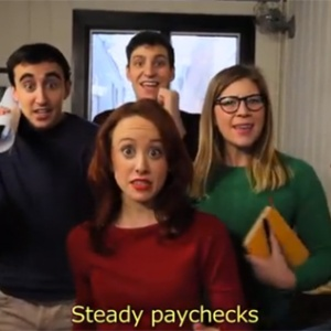 This 'Annie' Parody Perfectly Describes The Freelance Millennial Struggle
