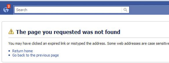 Being Blocked OnFacebook