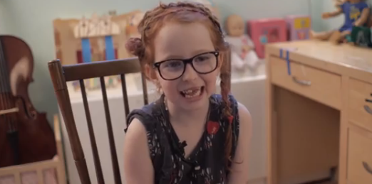Video: Hear What These Awesome Little Girls Think Of The Word 'Bossy'