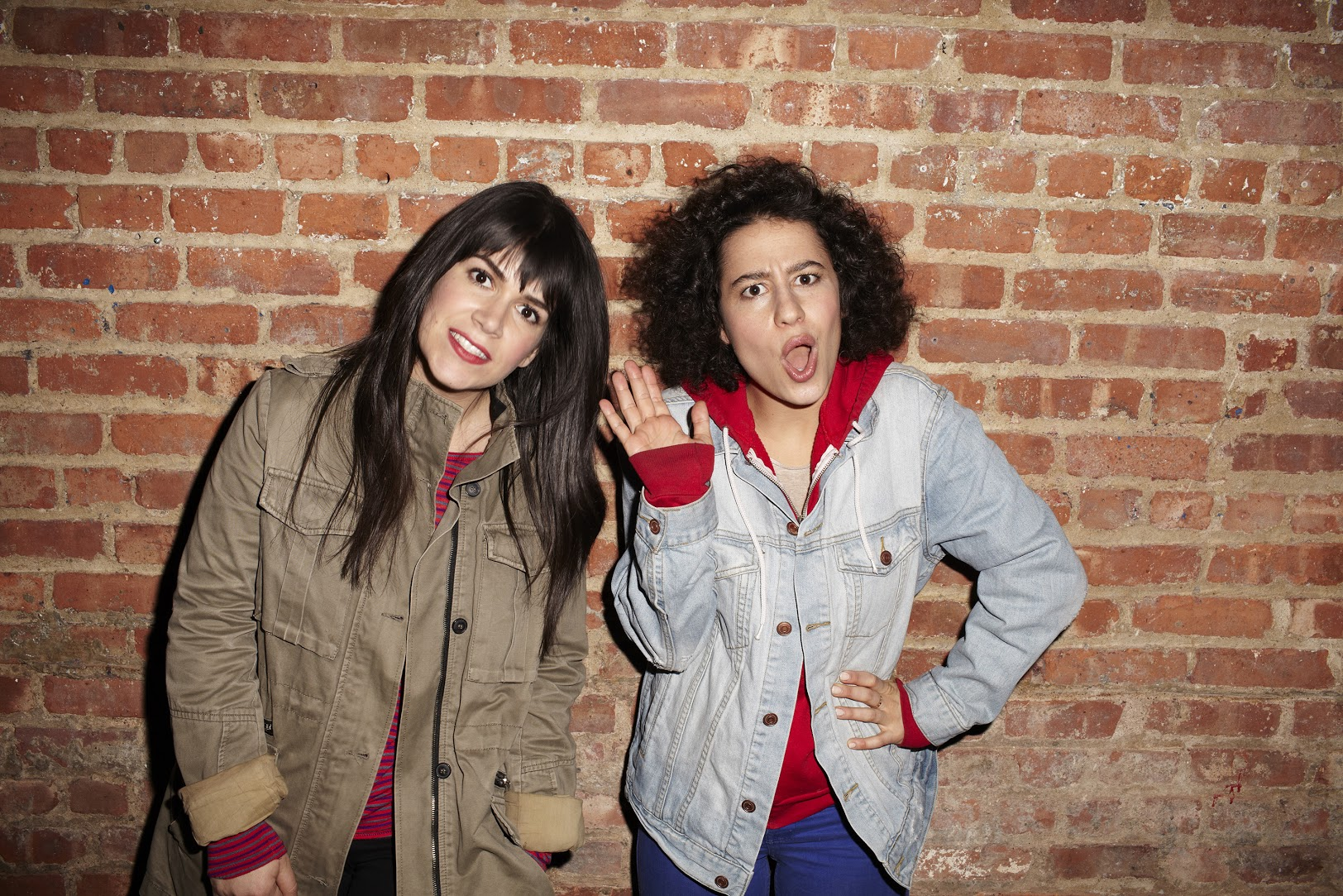 l-r: Abbi Jacobson, Ilana GlazerPhoto Credit: Lane Savage