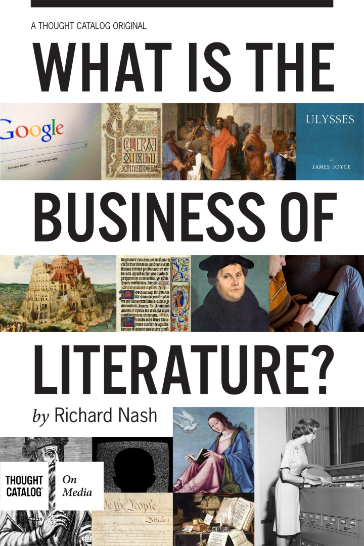 What is the Business ofLiterature?