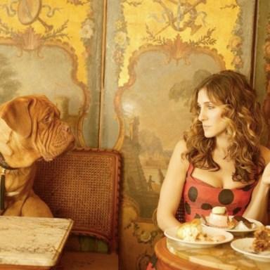 Why I Still Identify With Carrie Bradshaw