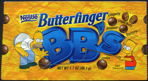 Butterfinger Products