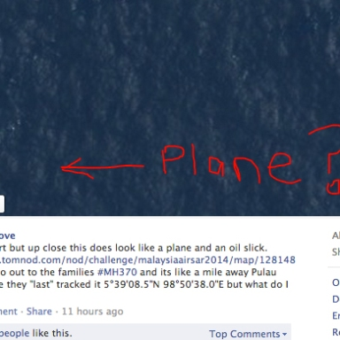 Don't Worry About The Missing Malaysian Plane, Courtney Love Already Found It