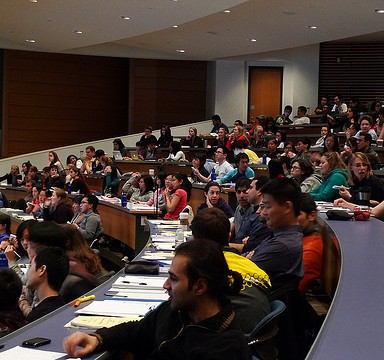An Open Letter To Men In Women's Studies Classes