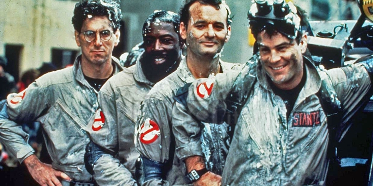 The Ghostbusters Formula That Will Change How You See Pop CultureTrios