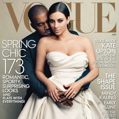Self-Made Women In A Selfie-Made World: Why We Kare About Kim Kardashian's Vogue Kover