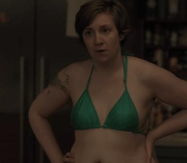 Lena Dunham's Feminist Bikini