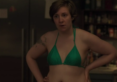 Lena Dunham's FeministBikini