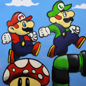 'I'd Have Followed You Into Hell': Luigi's Letter To Mario