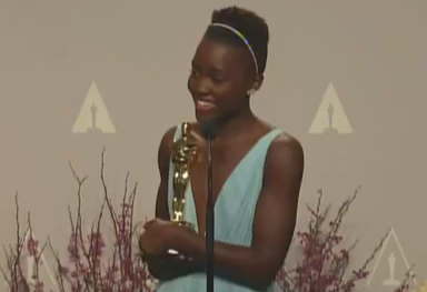 If You've Ever Felt Like You Weren't Beautiful, You Need To Watch This Video Of Lupita Nyong'o