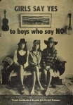 mid-december 1972 girls say yes to boys who say no